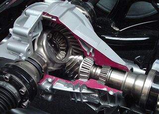 Corning auto differential   repair faq